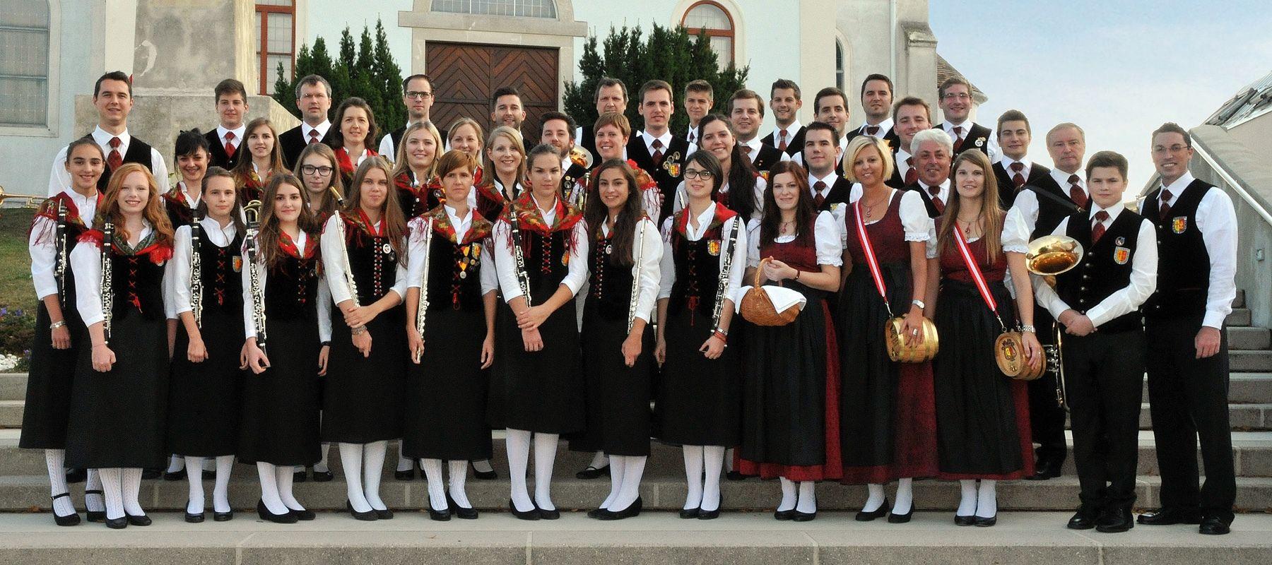 Der Musikverein Deutschkreutz heißt Sie herzlich willkommen!